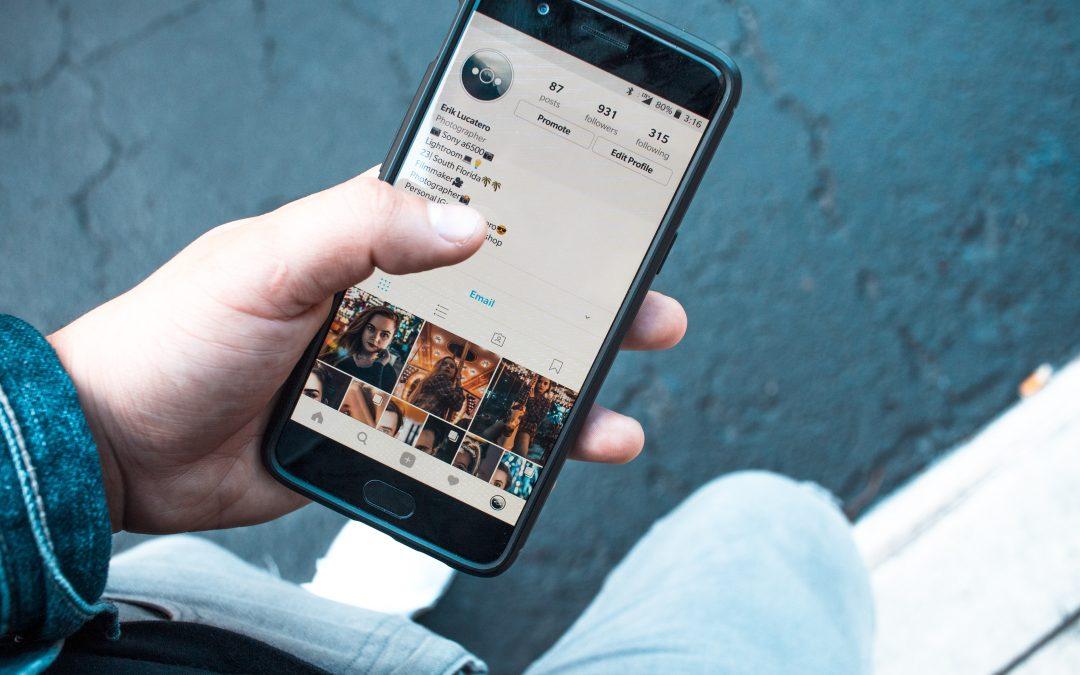 Start Here: Instagram
